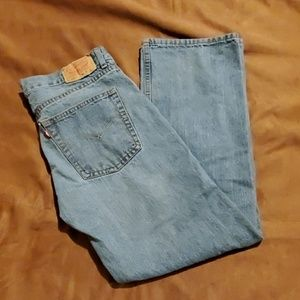 Levi's relaxed Jean's